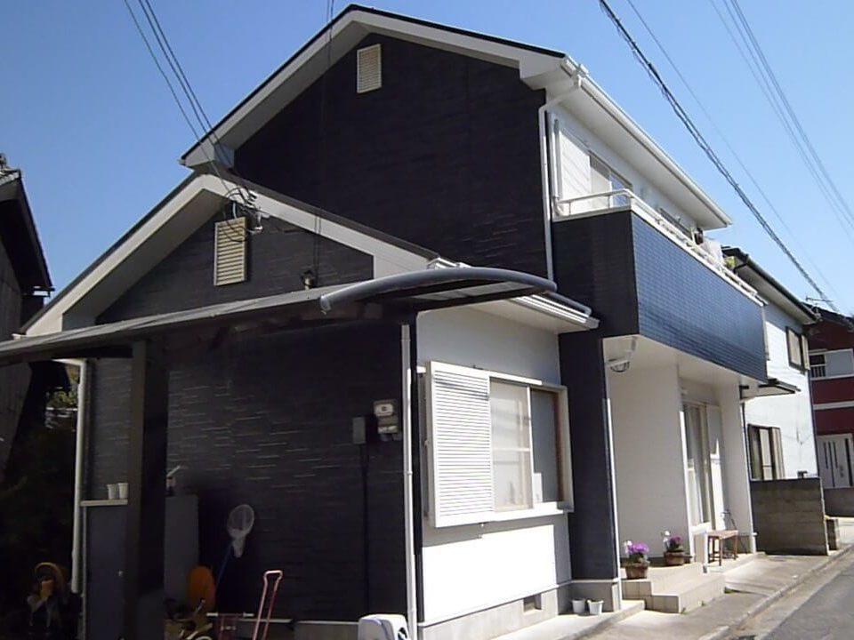 N様邸 オールシリコンプラン 外壁屋根塗装after