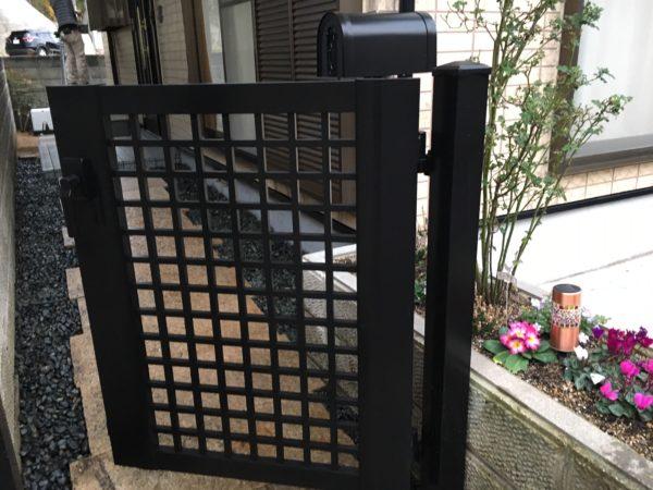 【和歌山県海南市】S様邸#8樋・水切り・フェンス塗装。