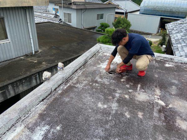 【和歌山県内どこでも】屋根・屋上の雨漏り無料点検を行います!!