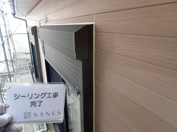 【和歌山県T様邸】 サイディング壁のコーキング打ち替え