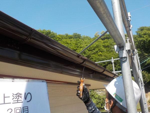 【和歌山県T様邸】付帯物の塗り替え作業です!