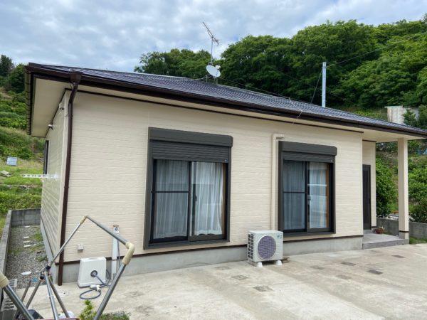 【和歌山県T様邸】外壁・屋根塗装が完了しました。【ビフォーアフター】