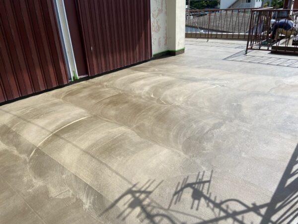 屋上・雨漏り工事 防水塗装【和歌山県海南市N様邸】